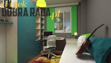 Porada - Bezpieczny pokój dla dziecka