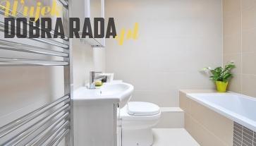 Umeblowanie małej łazienki